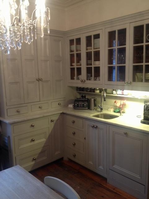 Kitchen in Dundalk.