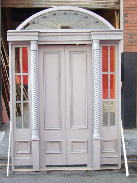 Bespoke Hall Door & Front Doors Dublin | Internal Doors | French Doors | Victorian ...