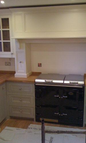 Kitchen in Cavan.