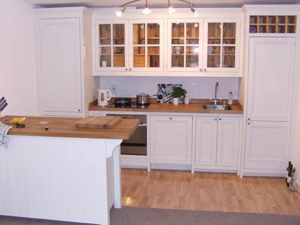Kitchen in Dublin.