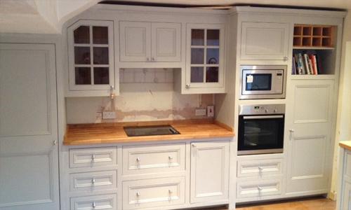 Small Kitchens The Victorian Kitchen Company Small Kitchen Design