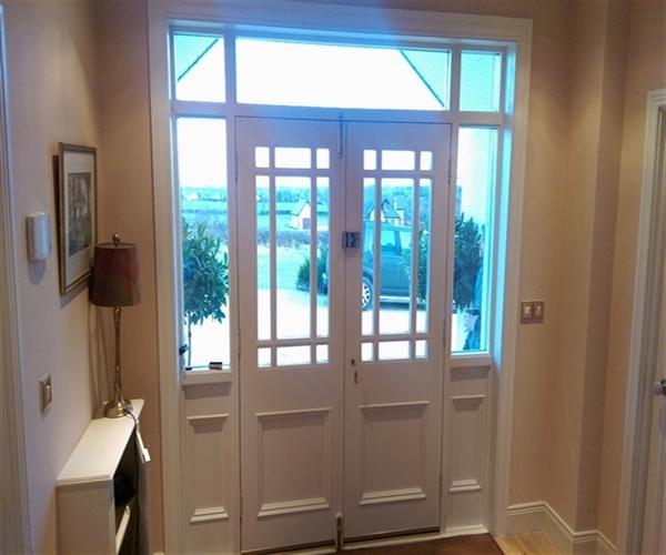 Doors in Gorey