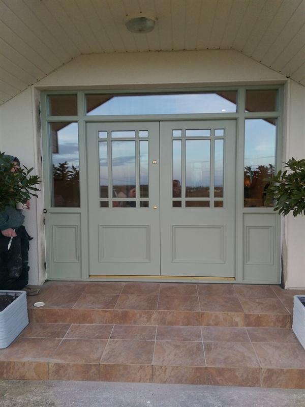 Bespoke Hall Door