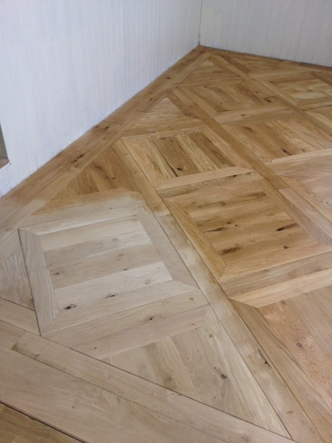 New And Reclaimed Oak Flooring