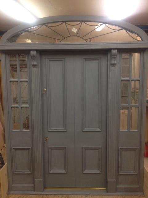 Doors in Tipperary.