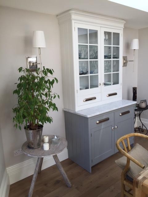 Kitchen in Clontarf.