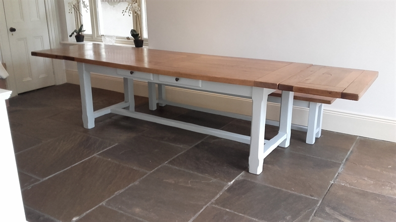 Handmade Kitchen Table