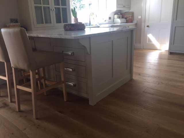 Wood Kitchen Meath