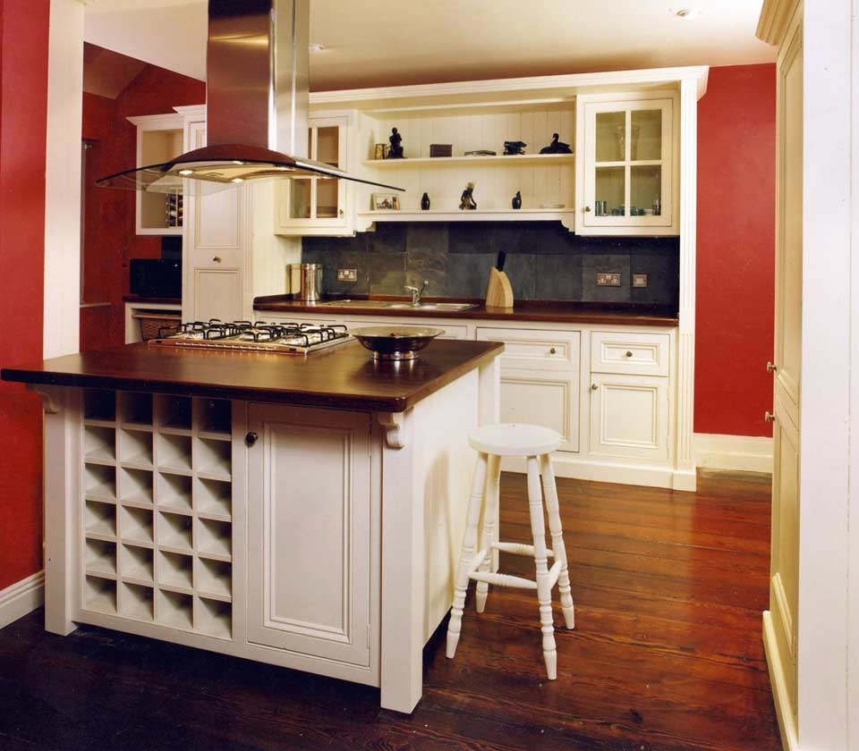 Small Kitchens, Small Compact Kitchens