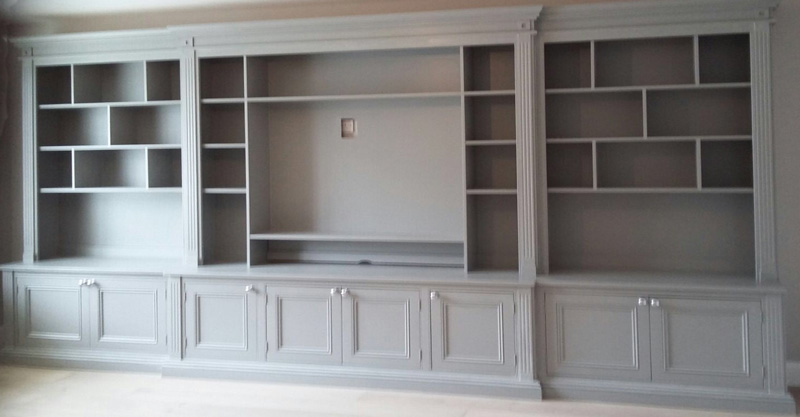 Bookcases, Bookcases