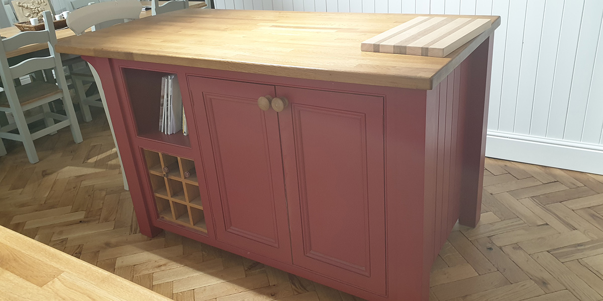 Kitchen Islands - The Victorian Kitchen Company