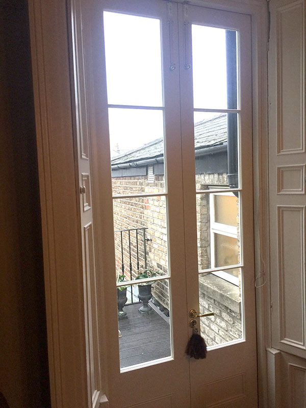 Bespoke French Doors, Handmade French Doors, Custom Built French Doors. Solid Wood Doors, French Doors