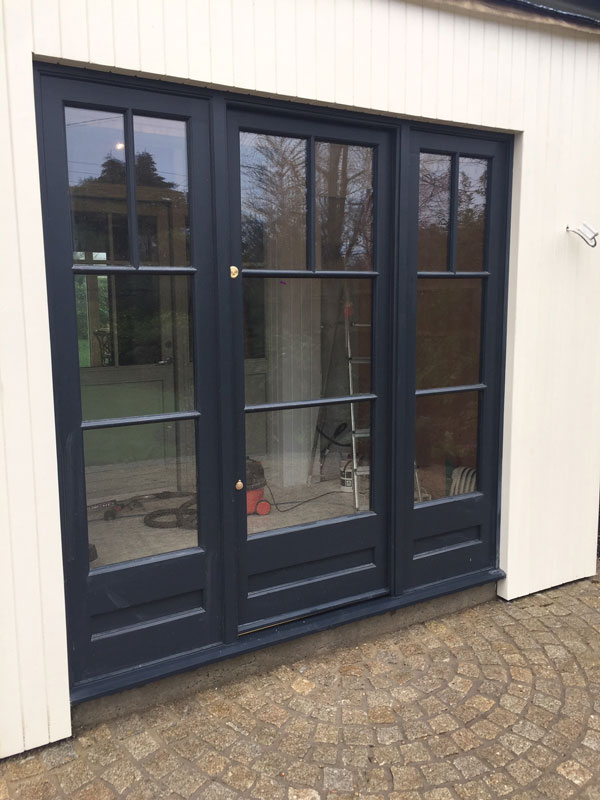 Bespoke French Doors, Handmade French Doors, Custom Built French Doors. Solid Wood Doors, French Doors