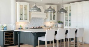Solid Wood, Custom Designed Kitchens