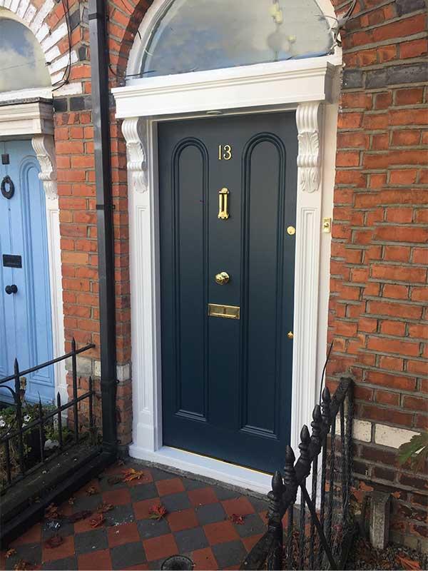 Front Doors Dublin, FRONT DOORS