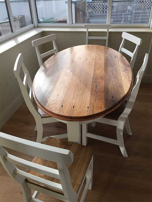 , Handmade Kitchen Table