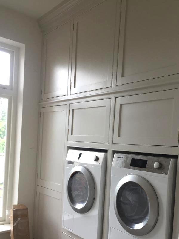 Solid wood kitchens, Bespoke Utility Room
